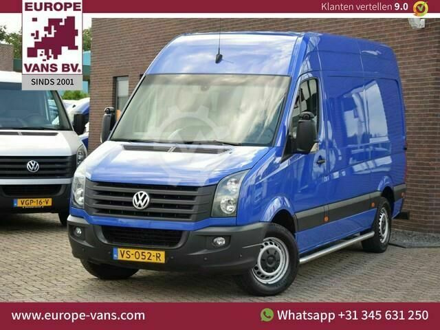 VW Crafter 35 2.0 TDI L2H2 BM Airco/Cruise 12 2015