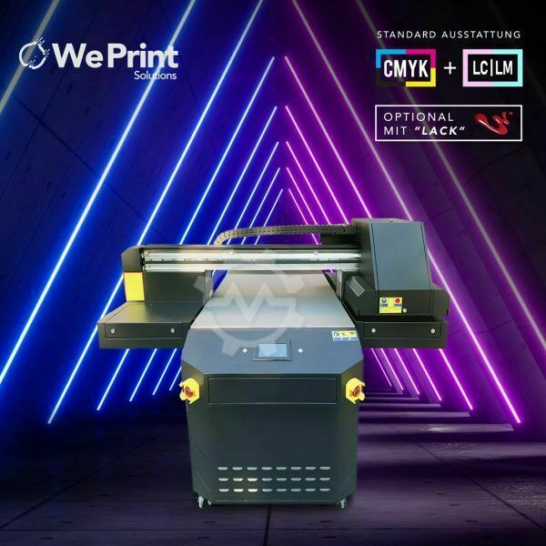 We Print Solutions PSUV6090MaxPro