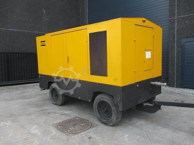Atlas-Copco XAHS 365 MD