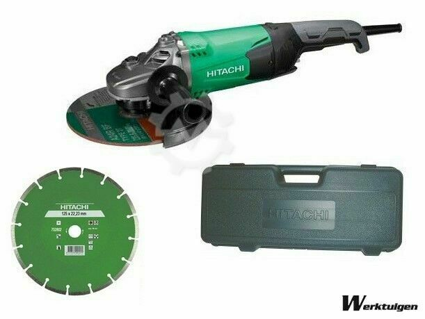 Hitachi Power Tools G23SW2(WW) Haakse slijpmachine