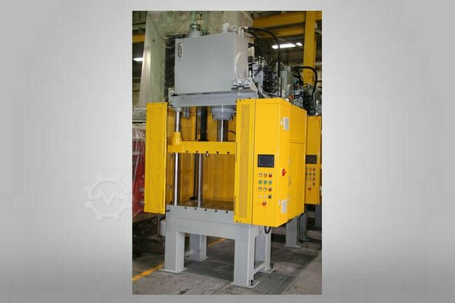 MetalPress 35tons