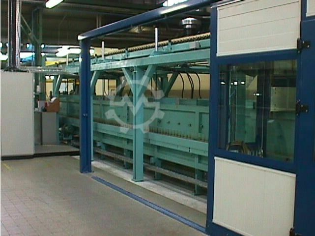 glass Glass bending furnace