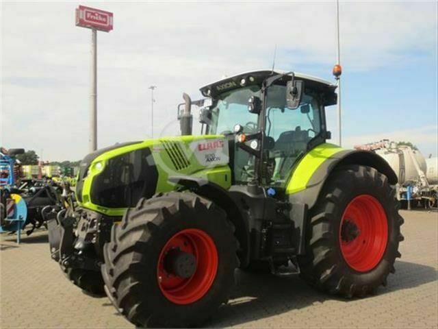 Claas 870 Cmatic