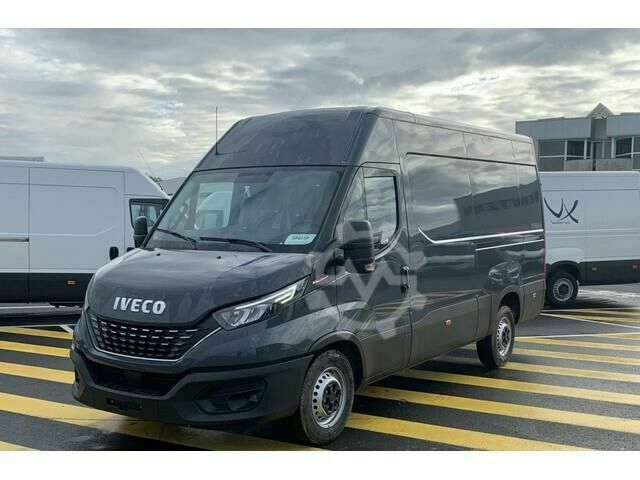 Iveco Daily 35S18HA8V 12m3 AUTOMAAT