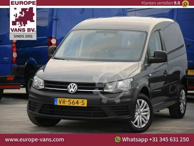 VW Caddy 2.0 TDI 150pk DSG Automaat Nw model 10 2015