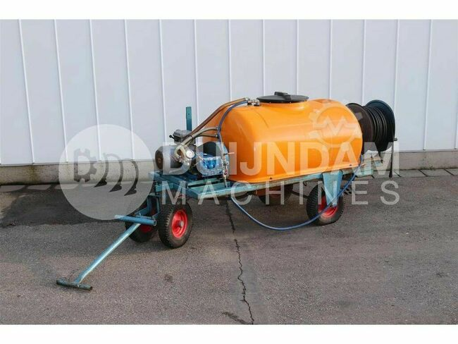 Empas spraying equipment T55