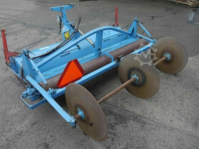 Imants Spading machines 240