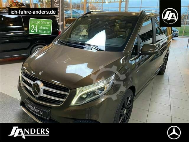 Mercedes-Benz V 250 Edit. Avant. 4M L Pano*LED*Distr*AMG*Tisch