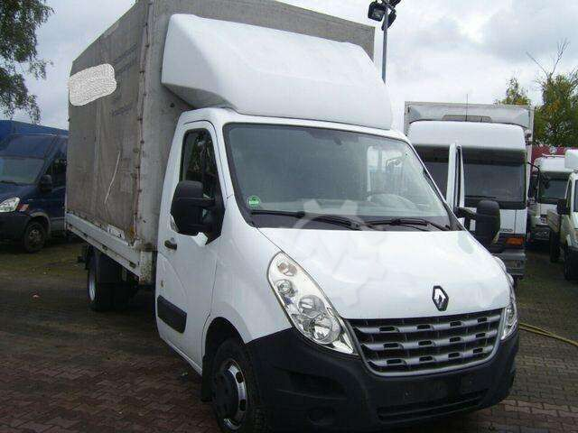 Renault Master 150 EURO5 LBW 3,5T Zwillingsachse