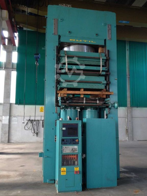 RUTIL VERTICAL 1000 TON