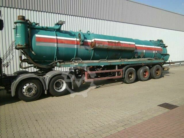 Sonstige/Other Andere SAnh MABO 3 A Saugauflieger 25000ltr, BPW
