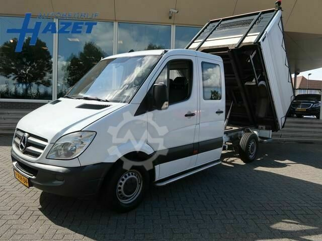 Mercedes-Benz Sprinter 210 2.2 CDI D.C. KIPPER PICK UP 7 PERS.