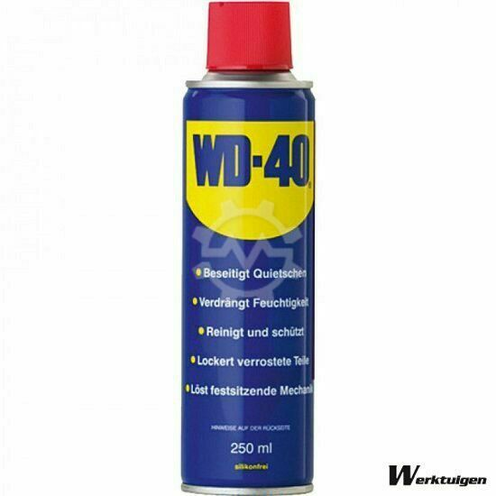 WD 40 250 ml, WD40 universele spray