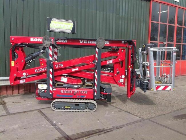 Hinowa LIGHT LIFT 17.75 III S