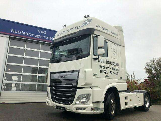 DAF XF 460 FT SSC TOP ZUSTAND