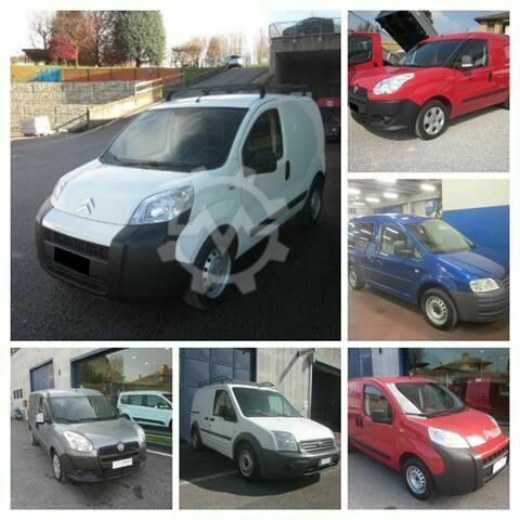 Fiat Fiorino e Doblo, FORD Courier e Connect