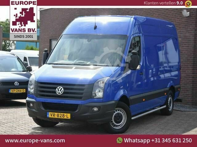 VW Crafter 35 2.0 TDI L2H2 BM Airco/Cruise 09 2015