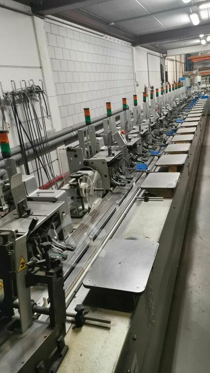 CMC PRATICA collating poly wrapping machine