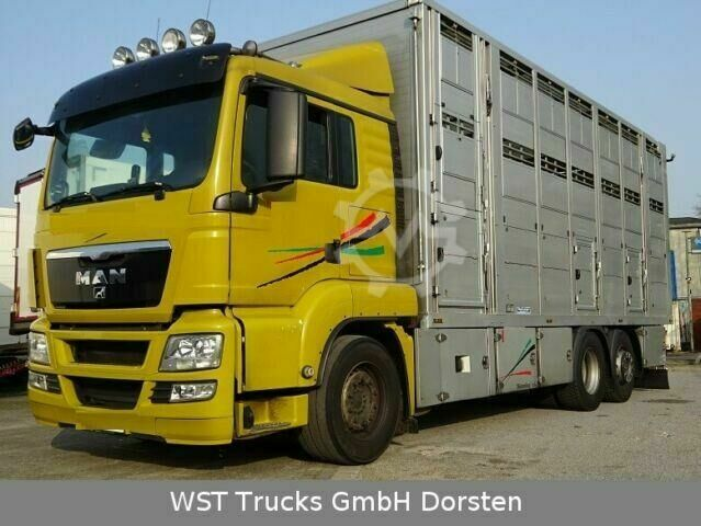 MAN TGX 26.440 LX Menke 3 Stock
