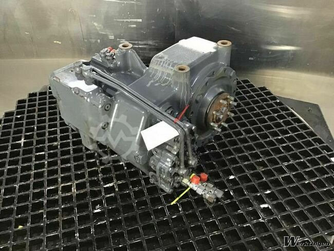 Liebherr Travel Gear Box