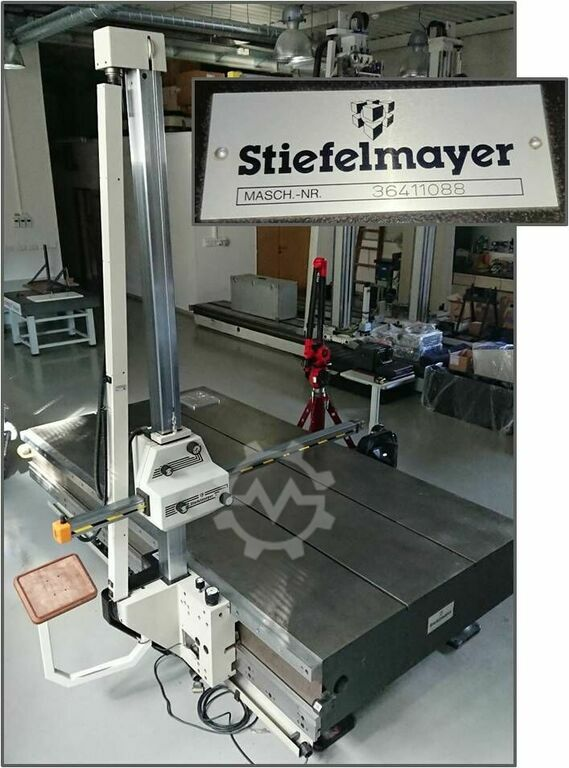 Stiefelmayer C Man CMM - 22.12.15