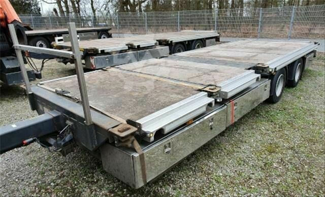 Sonstige/Other Plattform, Tandem 16t Containerverriegel