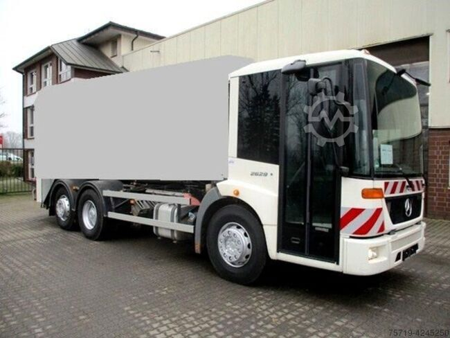 Mercedes-Benz 2629 Econic Fahrgestell/Chassis