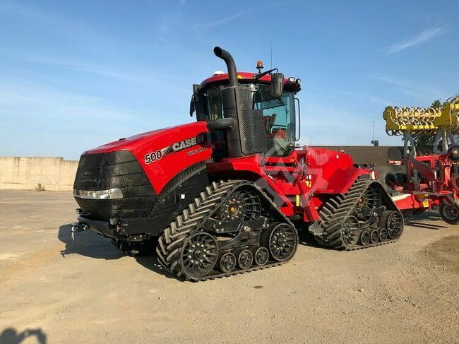 Case Quadtrack 500
