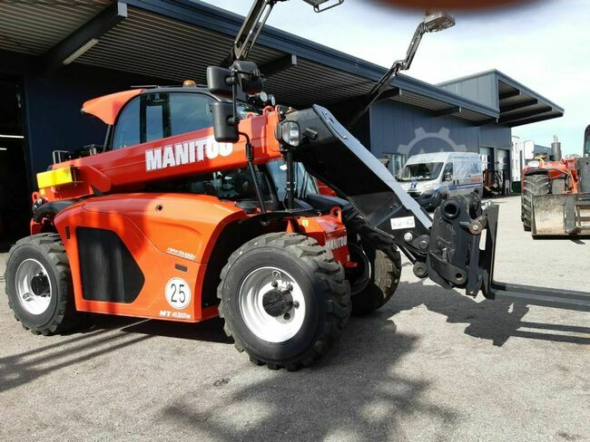 Manitou MT 420H Demo
