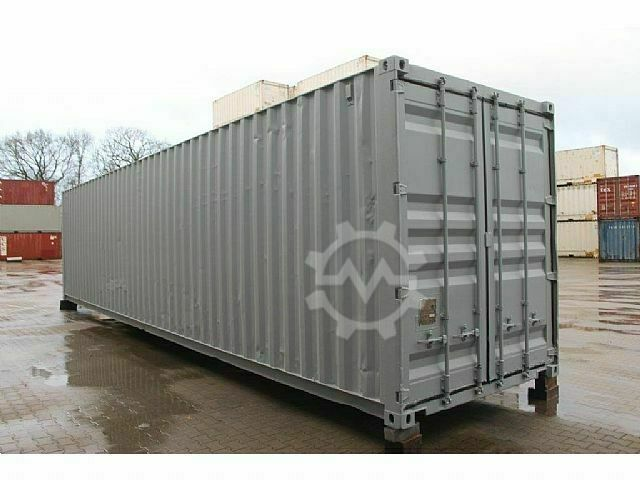 Sonstige/Other Stahlcontainer 40ft HC