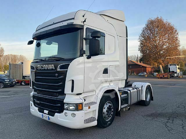 Scania R 560 - ADR - MANUAL GETRIEBE