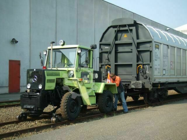 Mercedes-Benz MB trac 700 , Road and Rail, Zweiwege,Unimog,Mb