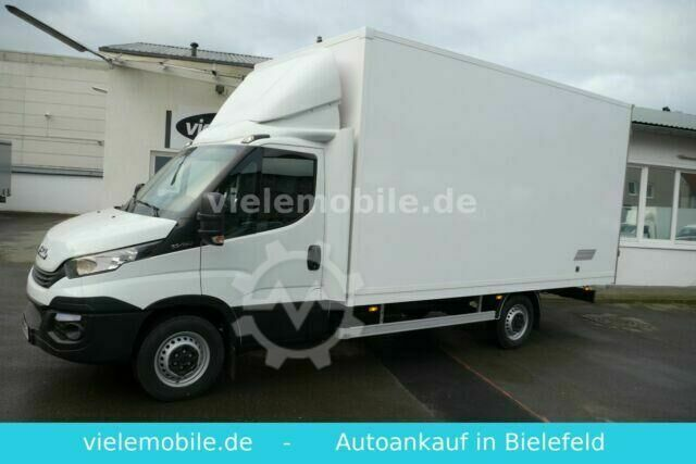 Iveco Daily 35S 18 Koffer Extra Hoch,Sofort