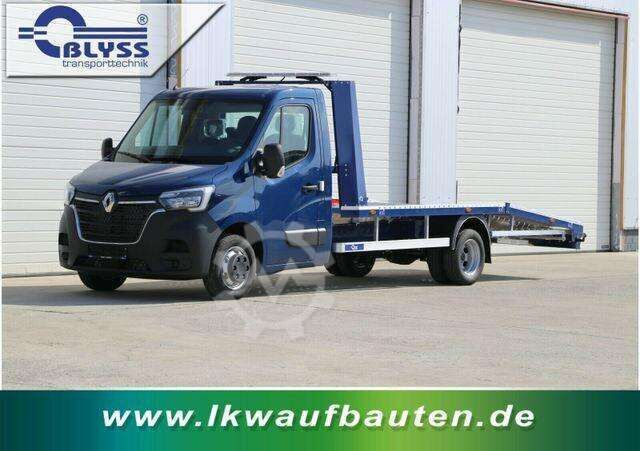 Renault Master 4,5t L4 2,3dCi 165 PS 500x220