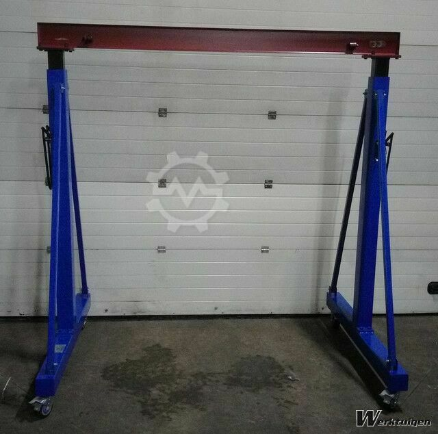 Everlift Verstelbare portaalkraan, 1-ton Heavy Duty 2500 mm