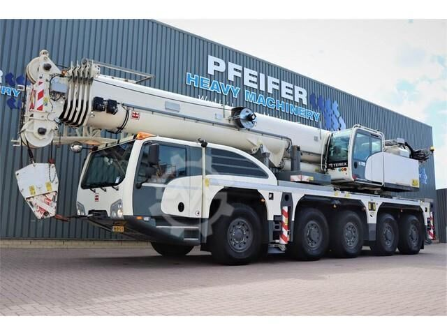Terex EXPLORER 5500 New, IC 1 PLUS, 130t Cap. Double Win