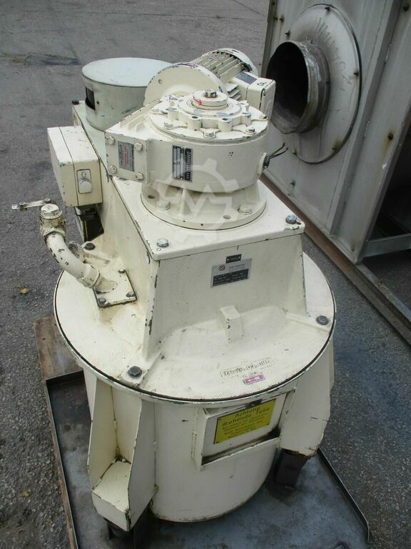 Turbo Separator T 18 A