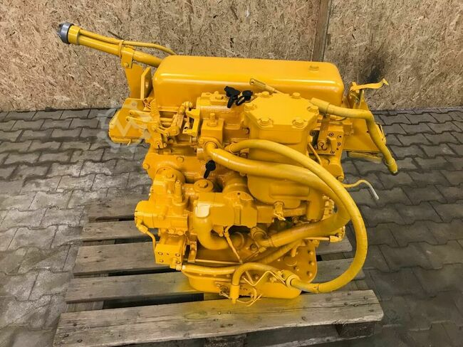 Caterpillar 953 Hydrostatic Transmission 9J5378