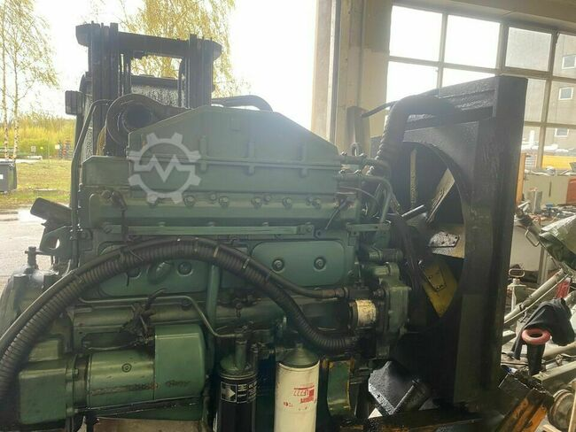 Volvo penta Motor TWD 63 OME Volvo penta Motor TWD 63 OME