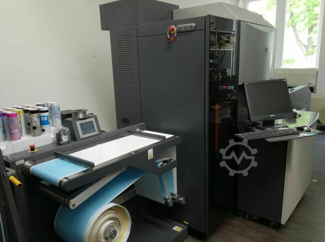 HP Indigo Press ws4500r | Reconditioned