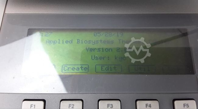 Applied Biosystems 2720 Thermal Cycler 96-well block 4359659