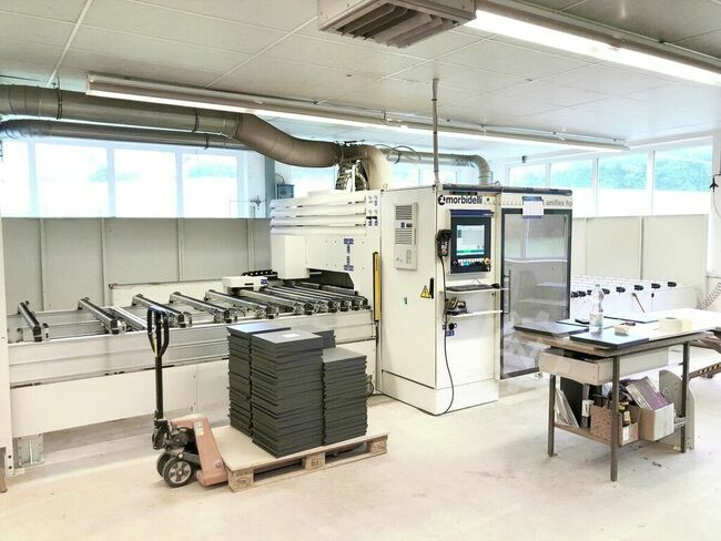 MORBIDELLI (SCM Group) UNIFLEX HP