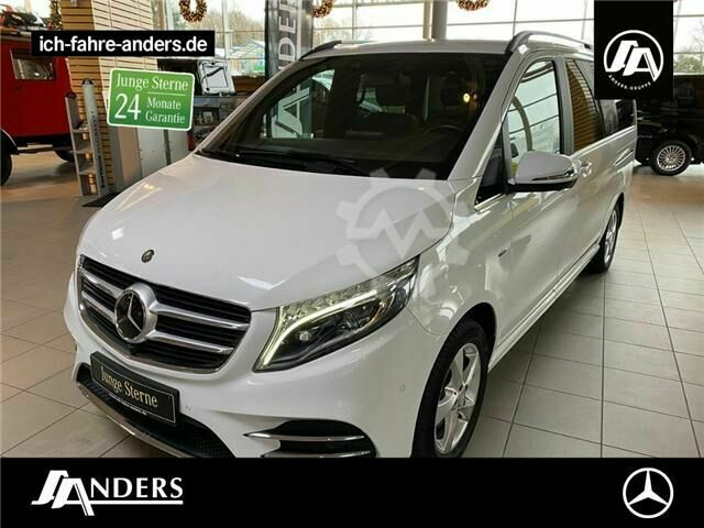 Mercedes-Benz V 250 d 4M Edit. Avant. L Pano*AHK*360 *AMG*LED