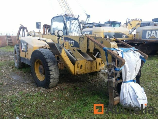 Caterpillar TH514