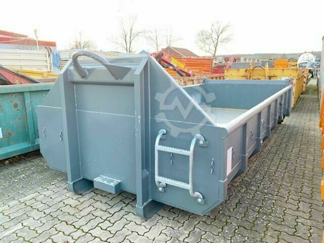 Sonstige/Other Andere Abrollcontainer mit Klappe ca. 9m³ Abrollc