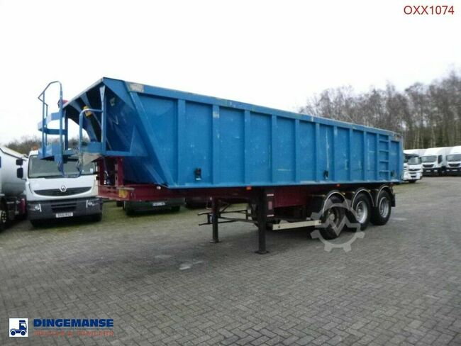 GENERAL TRAILERS Tipper trailer alu 28.5 m3