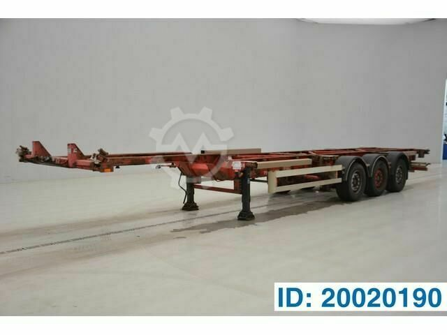 Van Hool Skelet 20 30 40 ft