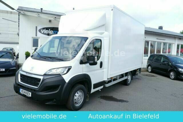 Peugeot Boxer Koffer 2.0 163PS LBW,Extra hoch,