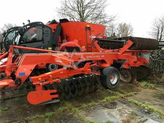 Kuhn DISCOVER XM36/660