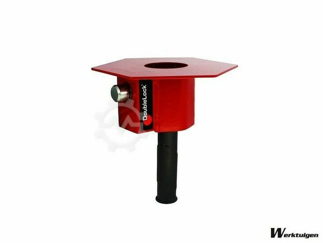 Trailer And Tools Kingpin Lock RED KA